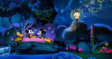 La nueva atracción, Mickey & Minnie's Runaway Railway, en Walt Disney World Resort lleva a los visitantes en una aventura por el mundo de las caricaturas