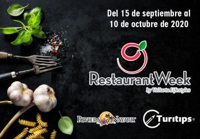 Restaurant Week 2020 confirma nueva fecha en Riviera Nayarit