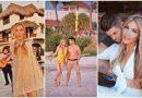 Viuda de magnate de Playboy vacacionó en Riviera Nayarit