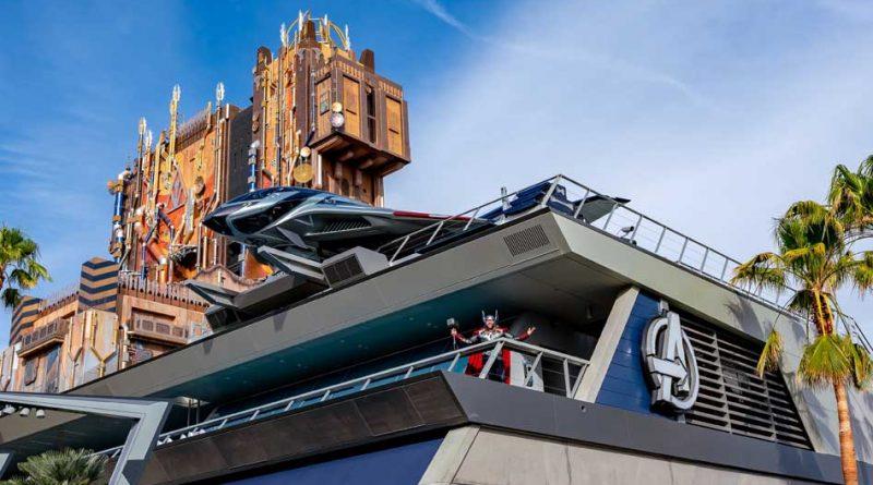 Avengers Campus en Disney California Adventure Park da la bienvenida a los reclutas de superhéroes
